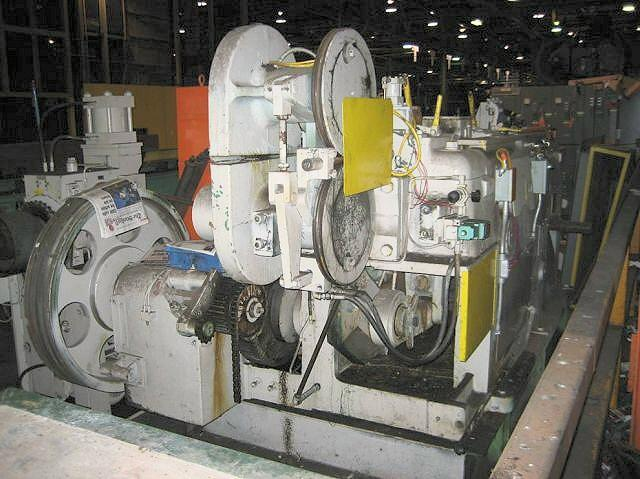 Stock no: 4484 - WIRE DRAWING & CUTTING LINE