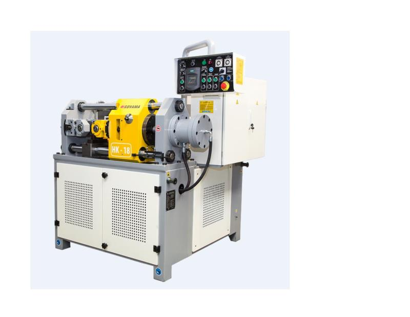 Stock no: NEW - 2Die Cylindrical Thread Rolling Machine for ISO, Acme, Worm, Screws, Knurls, Splines, etc.