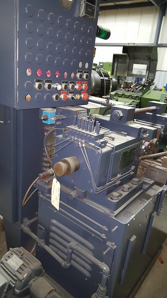 Stock no: 7504 - TWO DIE CYLINDRICAL THREAD ROLLING MACHINE