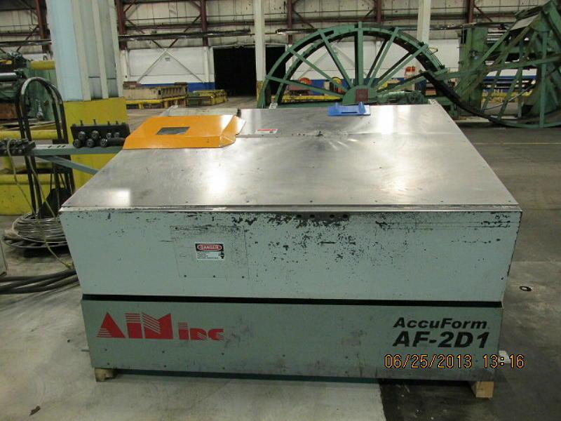 Stock no: 6522 - 2D CNC WIRE BENDER
