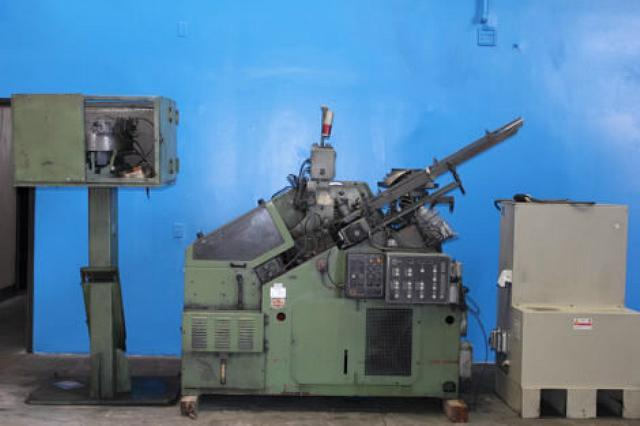 Stock no: 7093 - FLAT DIE THREAD ROLLING MACHINE