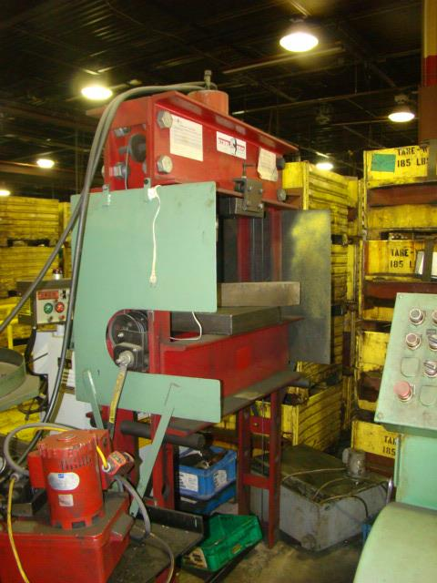 Stock no: 1000 - HYDRAULIC ARBOR PRESS