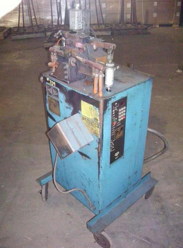 Stock no: 6067 - High Production Ring Welder