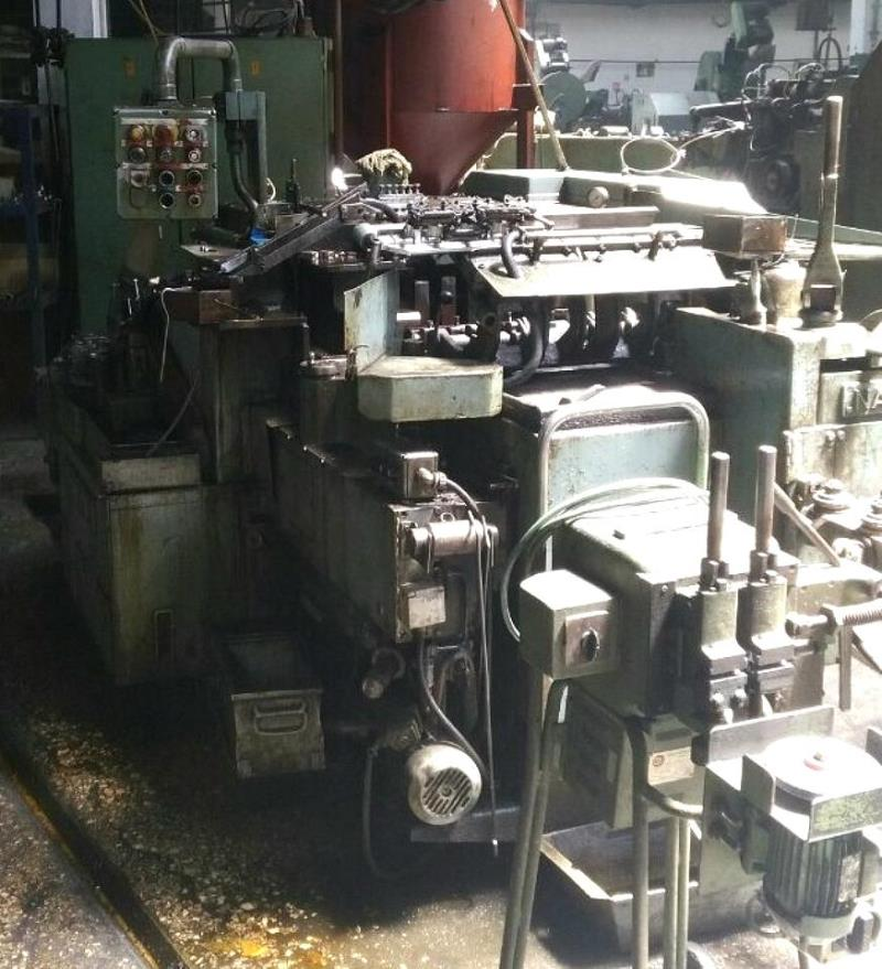 Stock no: 5300 - HIGH SPEED 4DIE BOLTMAKER