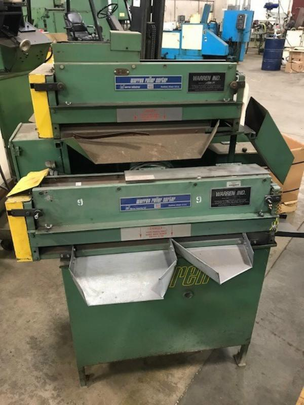Stock no: 7539 - Double Roll sorter