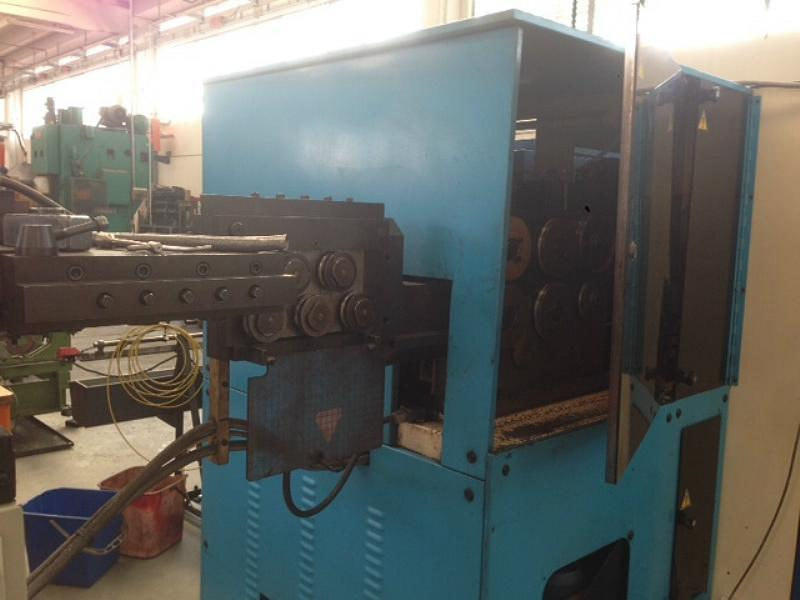 Stock no: 7063 - 3D CNC WIRE BENDER