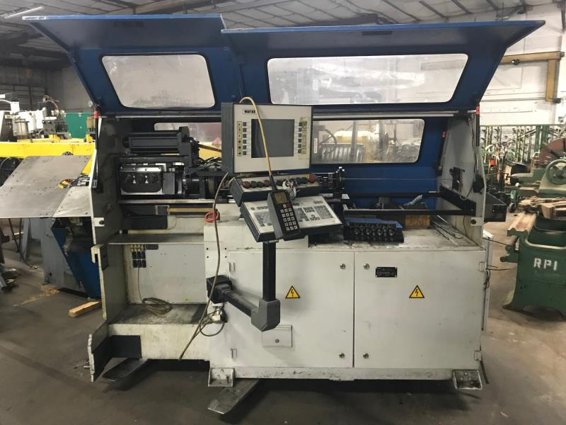 Stock no: 8116 - 2D/3D CNC WIRE BENDER