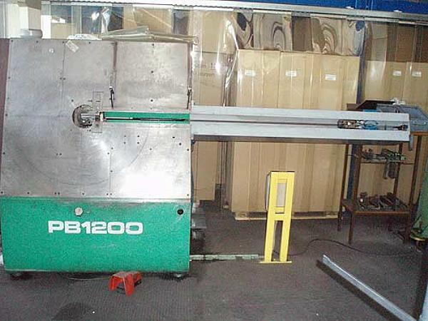 Stock no: 6320 - 3D CNC WIRE BENDER