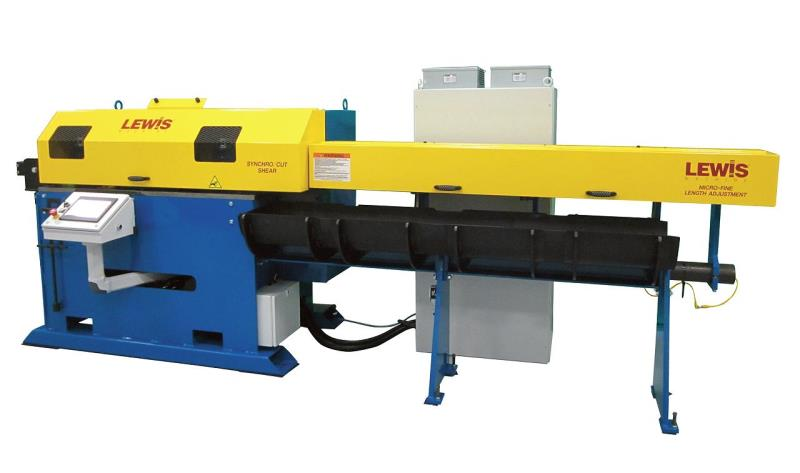 Stock no: New - LEWIS Wire Straightening & Cutting Machines