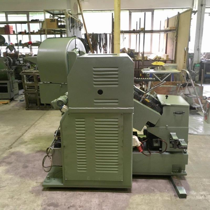 Stock no: 7387 - HIGH SPEED FLAT THREAD ROLLING MACHINE