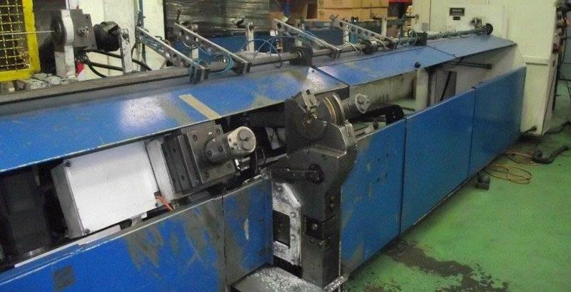 Stock no: 7064 - 3D CNC WIRE BENDER (2 Head)