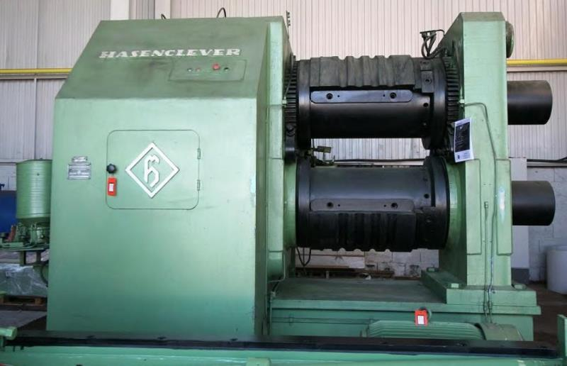 Stock no: 7340 - FULLY AUTOMATIC FORGING ROLL