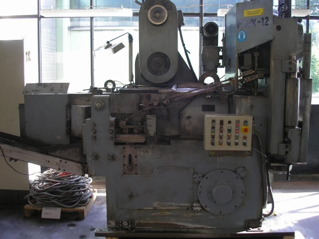 Stock no: 5981 - FLAT DIE THREAD ROLLING & POINTING MACHINE